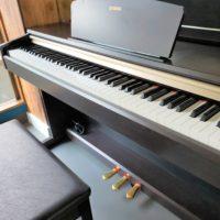 備品 88鍵電子ピアノ YAMAHA 備品 無料 貸し出し 大宮ラージスレンタルスタジオ