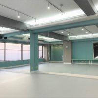 仙川スタジオ舞仙の内装