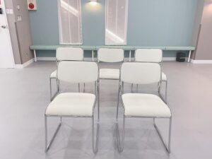 パイプ椅子 仙川 レンタルスペース