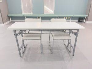 長机 テーブル 仙川 レンタルスペース