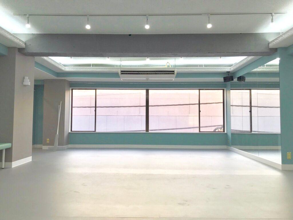 採光性抜群のフラスタジオ仙川