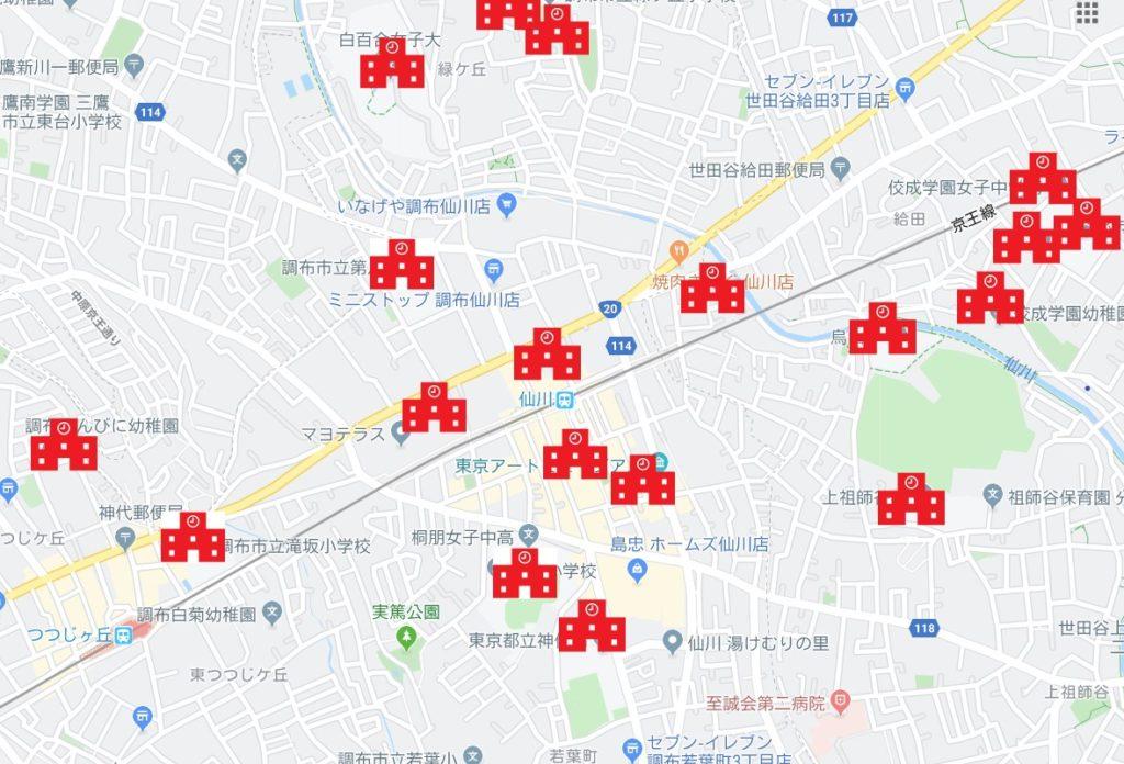 仙川駅周辺学校 学校情報