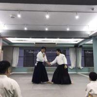 仙川 合気道 京王線 稽古